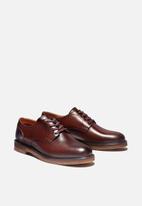 Timberland - Oakrock lt oxford - brown
