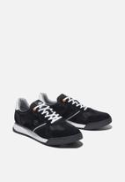 Timberland - Miami coast fabric sneaker - black & white