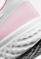 Nike - Nike revolution 5 (gs) - Photon Dust / White - Pink Foam