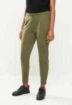 Vero Moda - Eva loose string pants - khaki