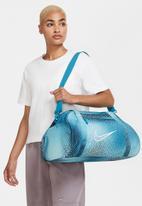 Nike - W gym club bag - cyber teal/white
