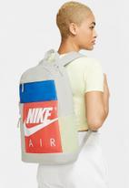 Nike - Nike elemental backpack - light bone/magic ember/white