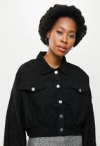 STYLE REPUBLIC - Corduroy jacket - black