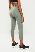 STYLE REPUBLIC - Seamfree leggings with pocket - slate grey