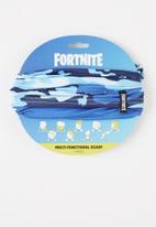 Rebel Republic - Fortnite - blue camo neck gaiter 2-pack - blue