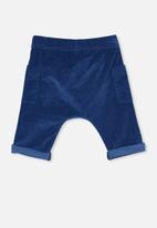 Cotton On - Ted pant - petty blue