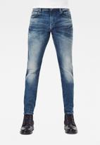 G-Star RAW - Revend skinny jeans - faded clear sky