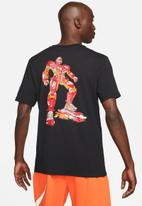 Nike - Nsw tee mech air figure - black
