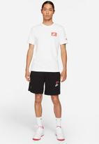 Nike - Nsw tee mech air figure - white