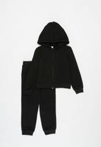POP CANDY - Boys tracksuit - black