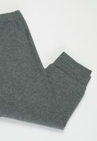 POP CANDY - Baby loungwear top & pants set - charcoal