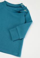 POP CANDY - Baby loungwear top & pants set - blue