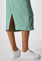 Superbalist - Jogger skirt - sage