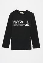 Superbalist Kids - NASA boys tee - black