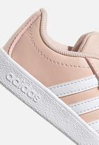 adidas Originals - Vl court 2.0 cmf i - vapour pink/ftwr white/ftwr white