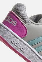 adidas Originals - Hoops 2.0 cmf i - grey two/mint ton/screaming pink