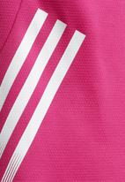 adidas Performance - G a.r. 3s tee - team real magenta/white