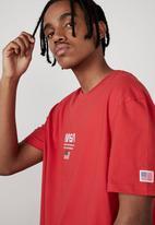Factorie - Regular pop culture T-shirt - lcn nas lychee