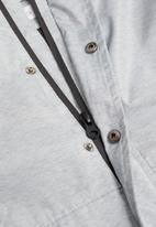 MANGO - Jacket fitt - grey