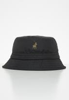 POLO - Mens brett padded bucket  - black