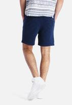 Native Youth - Indigo Jersey Shorts