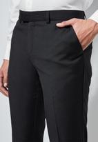 Superbalist - Soho slim fit trouser - black