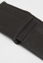 Timberland - Mulch easy man wallet - black