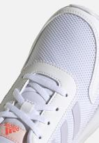 adidas Originals - Tensaur run k - ftwr white/purple tint/vapour pink