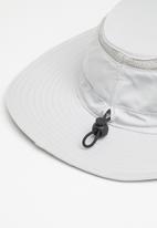 Superbalist - Mesh safari bucket hat - grey