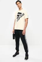 adidas Performance - Bluv bl t - wonder white & black