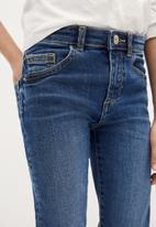 MANGO - Jeans skinny - blue