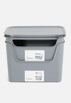 Litem - Al living box set of 4 - grey