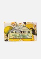 NESTI DANTE -  Il Frutetto Citron and Bergamot Soap Bar