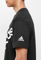 adidas Performance - Bluv bl t - black & white