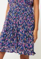MANGO - Dress mina - multi