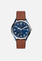Fossil - Wylie multifunction - blue