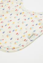 Sticky Fudge - Confetti bib - multi
