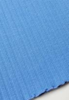 MANGO - Jane short sleeve tee - blue