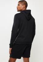 NBA - Bulls hooded sweater - black