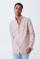 Cotton On - Brunswick shirt 3 - cedar