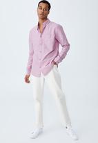 Cotton On - Brunswick shirt 3 - washed rose