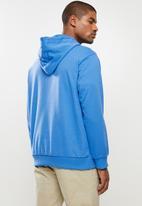 STYLE REPUBLIC - Plain hoodie pullover sweat - cobalt
