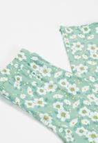 Superbalist Kids - Pj set - blue floral print