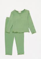 Superbalist Kids - Pj set - medium green