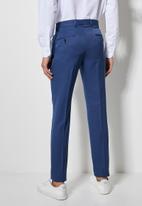 Superbalist - Charlie opp slim fit trouser - navy