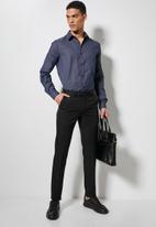Superbalist - Charlie opp slim fit trouser - black