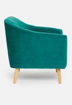 Sixth Floor - Dahlia single seater - green