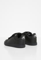 adidas Originals - Infants stan smith sneakers - black