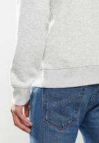 Levi's® - Core ng crew sweatshirt - light mist heath