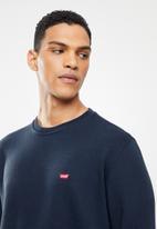 Levi's® - Core ng crew sweatshirt - dress blues
